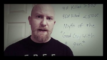 "The myth of the ""good guy with a gun"""
